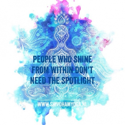 Shine Your Inner Light