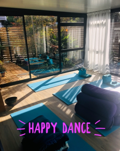 New YogAlign Studio - Come Free Your Breathing Muscles & Create Alignment